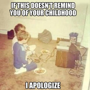 Remembering TV in Childhood