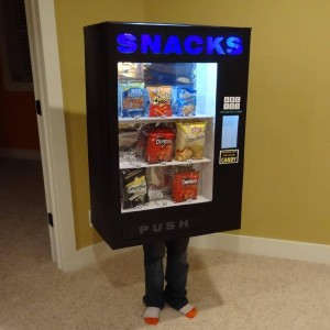 Snack Corner Halloween costume
