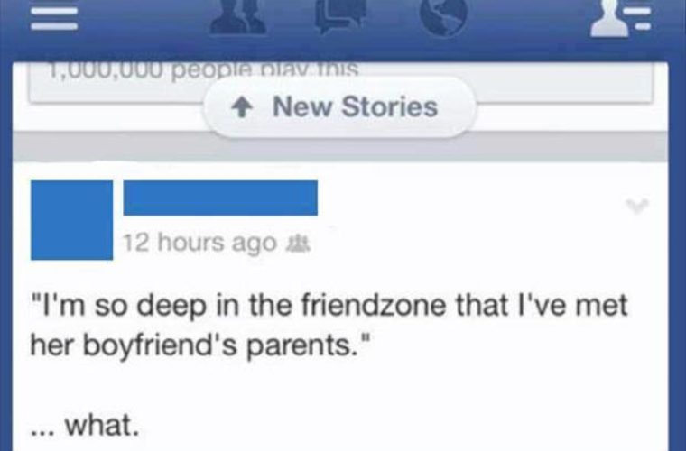 So Deep In Friendzone Funny Pictures Quotes Memes Funny Images