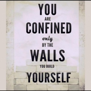 Walls Quote