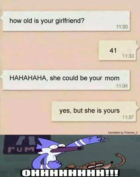 when your gf is older funny pictures quotes memes funny images funny jokes funny photos