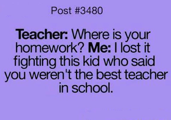 Lovely Where Is Your Homework? | Funny Pictures, Quotes, Memes, Funny Images, Funny  Jokes, Funny Photos