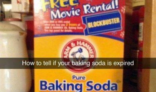 Baking Soda logic