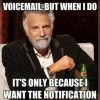 Checking Voice Mail