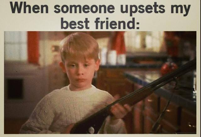 Dont hurt my best friend | Funny Pictures, Quotes, Memes, Funny