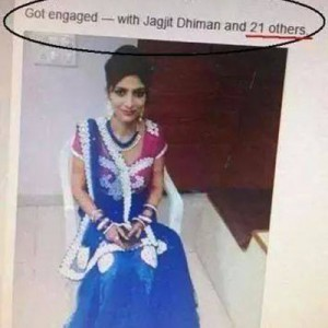 Engagement status gone wrong!