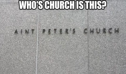 Funny Church