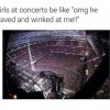 Girls at Concerts
