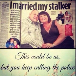 I married my stalker