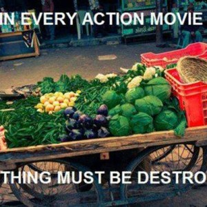 In Every Action movie