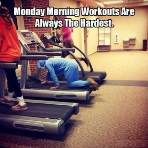 Monday Workouts
