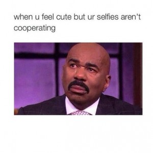 Non-Cooperating Selfies