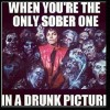 Only one Sober
