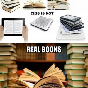Real Books have..