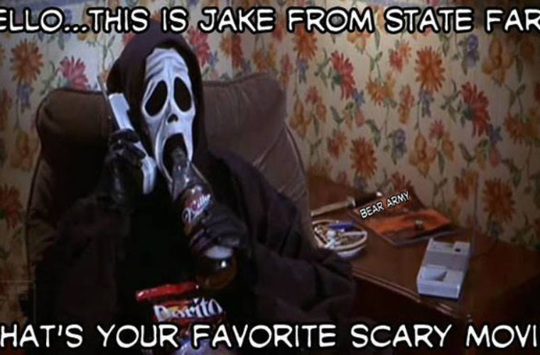 scary movie funny pictures quotes memes funny images
