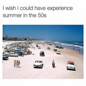 Summer in the 50's