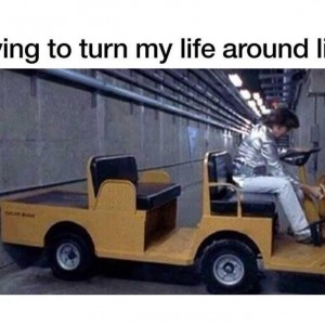 Trying to turn