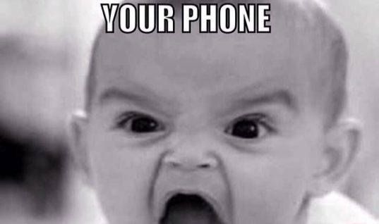 Unplugged your phone