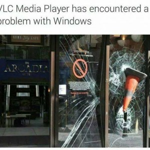 VLC with Windows