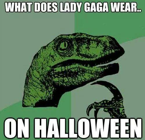 What does Lady Gaga..