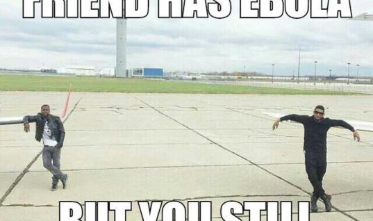 When Friend has Ebola