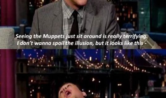About Muppets