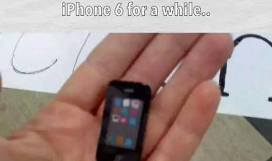 After Launch of iPhone 6