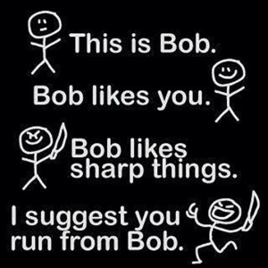This is Bob!