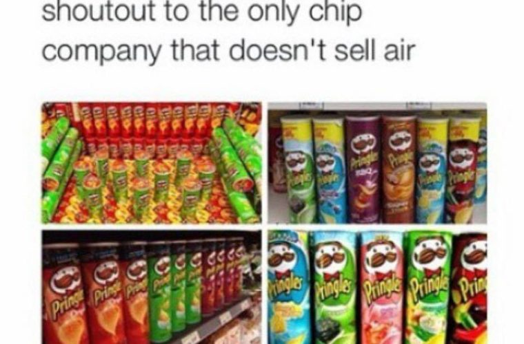 Chips without Air