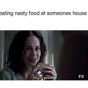 Eating Nasty