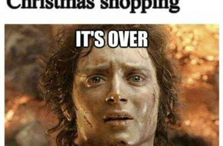 Finish Christmas Shopping | Funny Pictures, Quotes, Memes, Funny ...