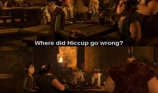 Hiccup Meme