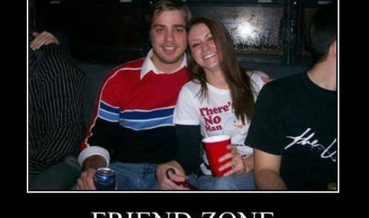 In The Friend Zone