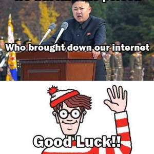 Internet Down in Korea