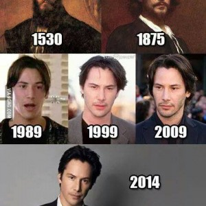 Keanu Reeves All the Way