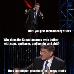 Lovely Canadians
