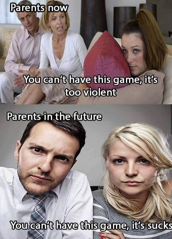 Parents in the future