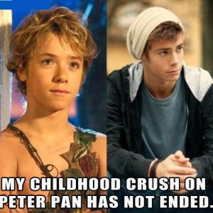 Peter Pan Meme