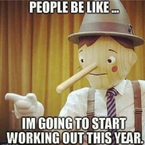 Start Working Out