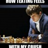 Texting with Crush