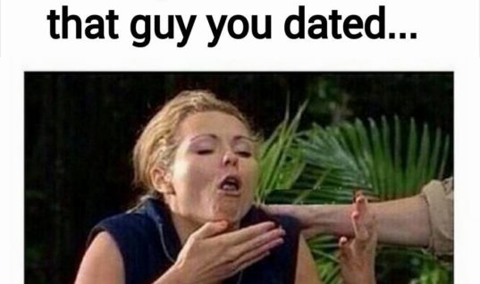 That Guy you dated