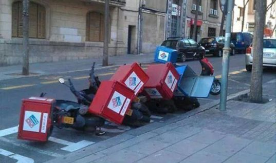 The Domino Effect!