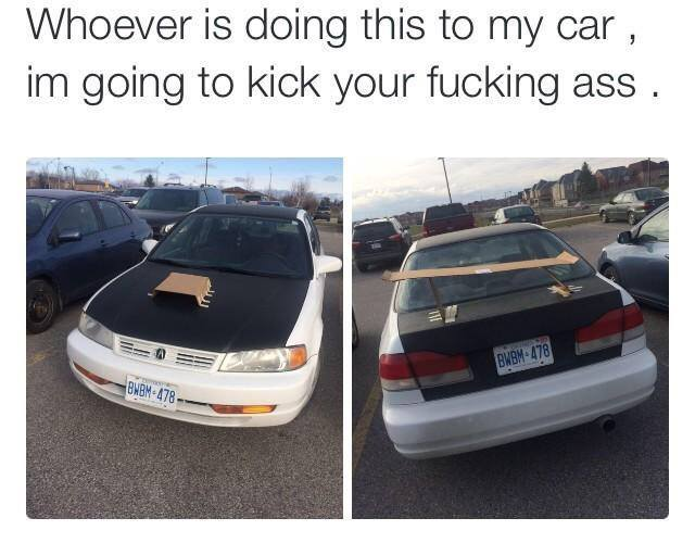 To Give Sports Car Looks Funny Pictures Quotes Memes Funny