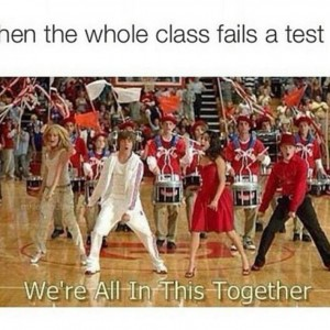 When whole class fails