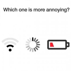 Which one is more annoying