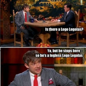 About Lego
