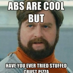 Abs are cool but..
