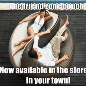 Friend Zone Couch