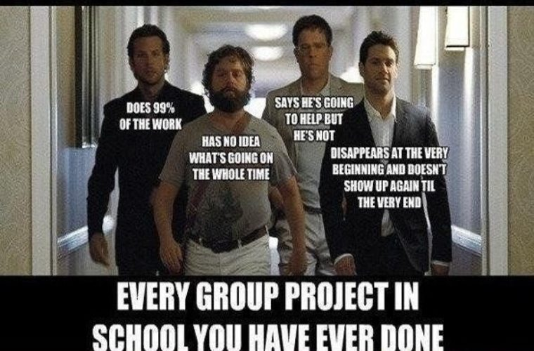 College group projects