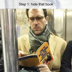 Hide that Book
